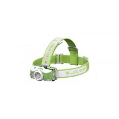 Налобный фонарь Led Lenser MH7 Green&White (500991)