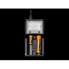 Зарядное устройство Fenix ARE-A2 (18650, AA, AAA, 14500, 26650, 16340, C)