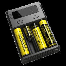 Зарядное устройство Nitecore Intellicharger NEW i4