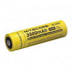 Аккумулятор Li-Ion 18650 Nitecore NL1835 (3500mAh), 3.6V, защищенный