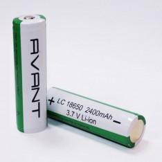 Аккумулятор 18650 2400 mAh Avant(Samsung), защищенный