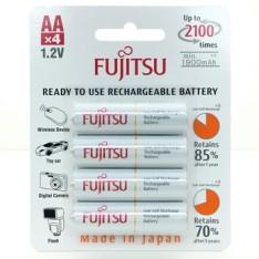 Аккумуляторы Fujitsu AA 2000mAh