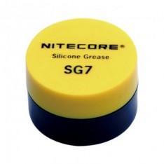 Силиконовая смазка Nitecore SG7 для фонарей (5г)