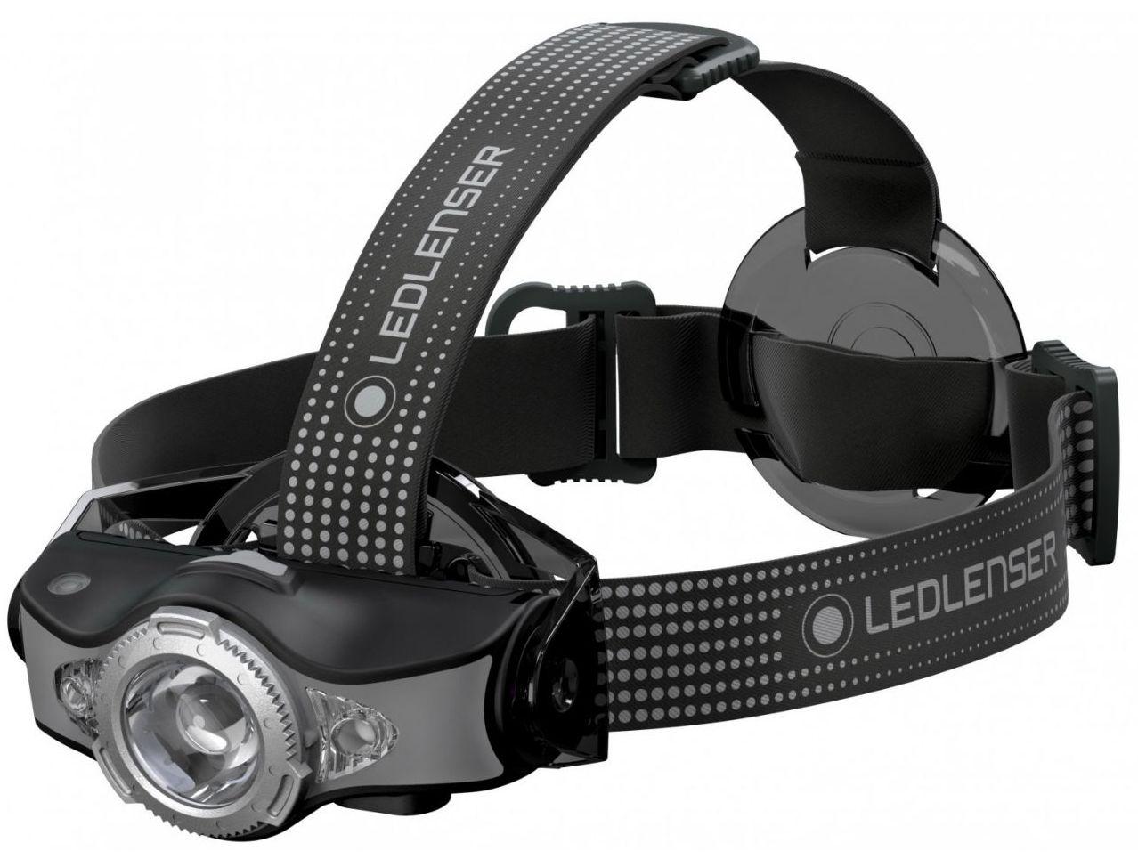 Налобный фонарь Led Lenser MH11 Outdoor Black&Gray (500996)