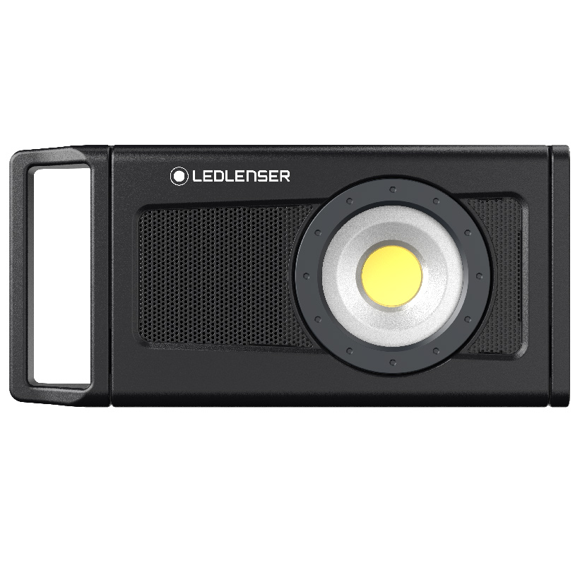 Фонарь LedLenser IF4R MUSIC с BLUETOOTH колонкой (502172)